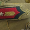Horthy Csendőr Zászlós Zubbony